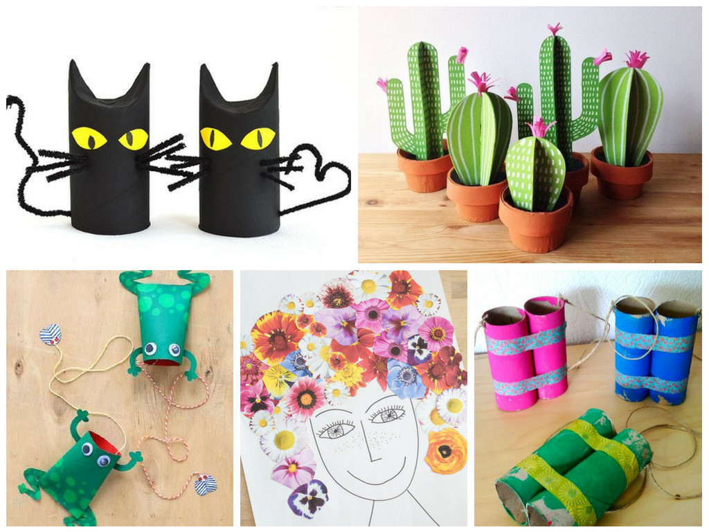 20 easy crafts for preschoolers kidslife