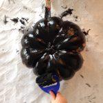 halloween pumpkin step 3