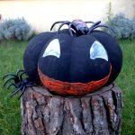 halloween pumpkin step 4
